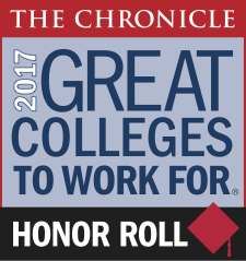 Great Colleges to Work for Honor Roll