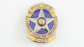 LCU Public Safety Badge